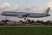 CS-TRJ - Belgium - Air Force Airbus A321 aircraft