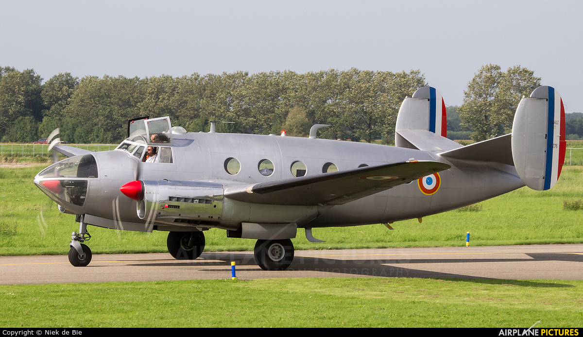 Private F-AZER aircraft at Lelystad
