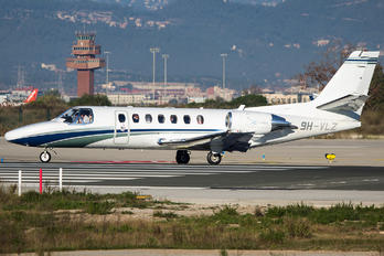 9H-VLZ - Nomad Aviation Cessna 560 Citation V
