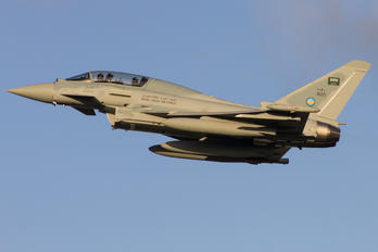 ZK398 - Saudi Arabia - Air Force Eurofighter Typhoon T.3