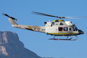 MM81505 - Italy - Guardia di Finanza Agusta / Agusta-Bell AB 412