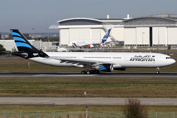 F-WWTS - Afriqiyah Airways Airbus A330-300