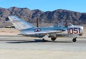 NX87CN - Air Museum Chino Mikoyan-Gurevich MiG-15bis aircraft