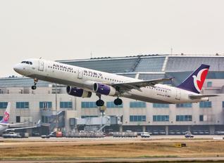 B-MBA - Air Macau Airbus A321