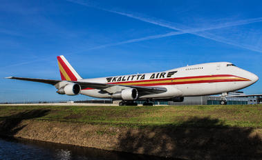 N715CK - Kalitta Air Boeing 747-200F