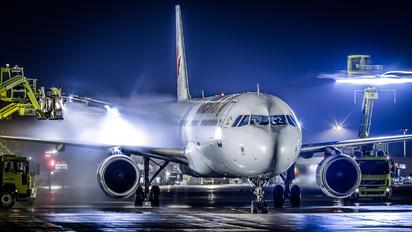 C-GIUB - Air Canada Airbus A321