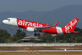 HS-BBM - AirAsia (Thailand) Airbus A320