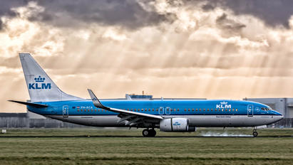 PH-BCA - KLM Boeing 737-800