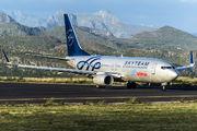 EC-JHK - Air Europa Boeing 737-800 aircraft
