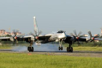 RF-94205 - Russia - Air Force Tupolev Tu-95MS
