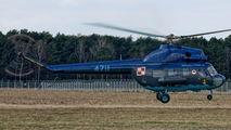 4711 - Poland - Navy Mil Mi-2 aircraft