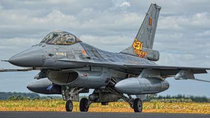 FA-119 - Belgium - Air Force General Dynamics F-16AM Fighting Falcon