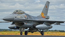 FA-119 - Belgium - Air Force General Dynamics F-16AM Fighting Falcon aircraft