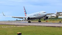 N345AN - American Airlines Boeing 767-300ER aircraft
