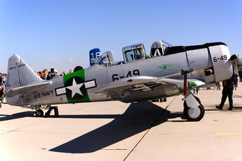 N7300C - Private North American Harvard/Texan (AT-6, 16, SNJ series)