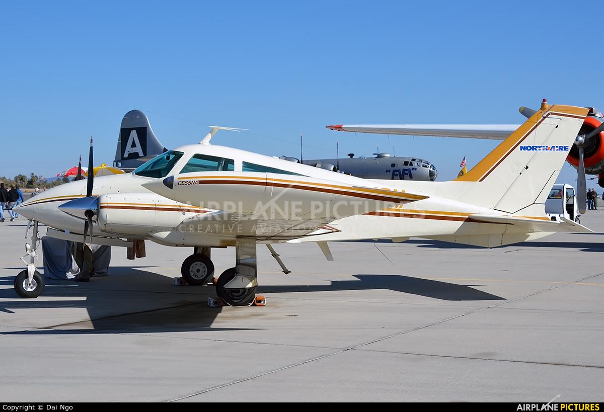 Private N5818M aircraft at Yuma