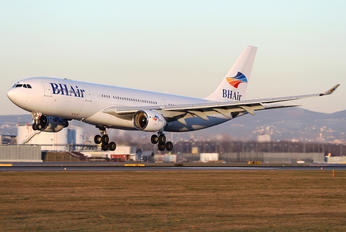 LZ-AWA - Balkan Holidays Air Airbus A330-200