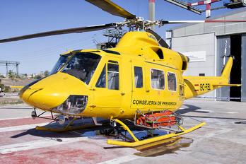 EC-FEL - INAER Agusta / Agusta-Bell AB 412