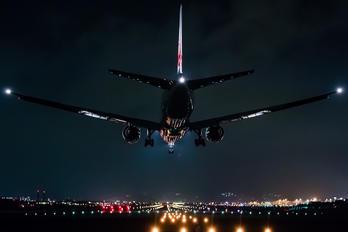 JA735J - JAL - Japan Airlines Boeing 777-300ER