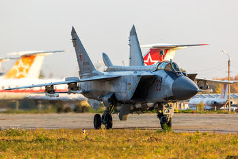 23 - Russia - Air Force Mikoyan-Gurevich MiG-31 (all models)