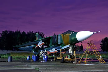 04 - Russia - Air Force Mikoyan-Gurevich MiG-23MF