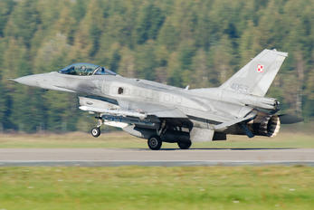 4053 - Poland - Air Force Lockheed Martin F-16C block 52+ Jastrząb