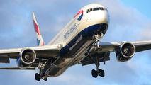 G-BNWC - British Airways Boeing 767-300 aircraft