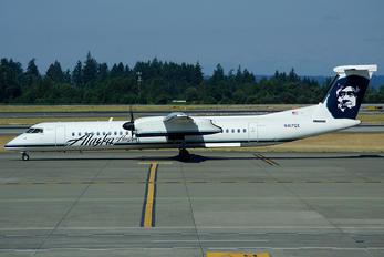 N417QX - Alaska Airlines - Horizon Air de Havilland Canada DHC-8-400Q / Bombardier Q400