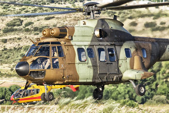 HT.27-18 - Spain - Army Eurocopter AS532 Cougar