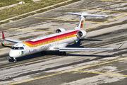 EC-LJS - Air Nostrum - Iberia Regional Canadair CL-600 CRJ-1000 aircraft