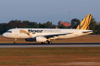 9V-TAY - Tiger Airways Airbus A320