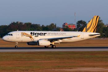 9V-TAY - Tiger Airways Airbus A320