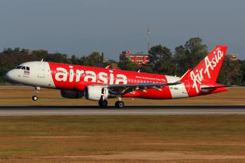HS-BBK - AirAsia (Thailand) Airbus A320