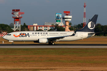 B-5335 - Shandong Airlines  Boeing 737-800