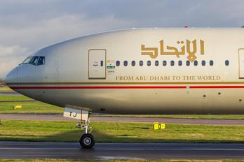 A6-ETJ - Etihad Airways Boeing 777-300ER
