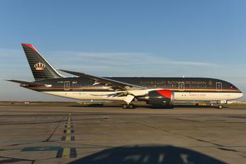 JY-BAE - Royal Jordanian Boeing 787-8 Dreamliner
