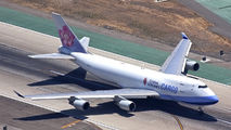 B-18716 - China Airlines Cargo Boeing 747-400F, ERF aircraft