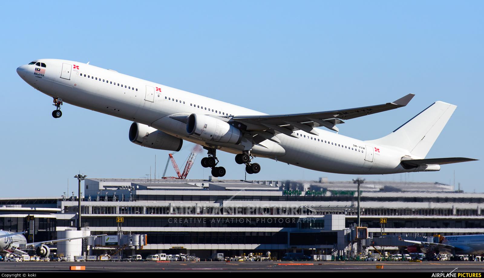 9M-XXM - AirAsia X Airbus A330-300 at Tokyo - Narita Intl ...