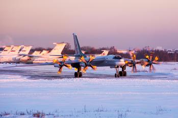RF-94201 - Russia - Air Force Tupolev Tu-95MS