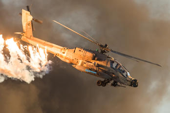 777 - Israel - Defence Force Boeing AH-64D Saraf