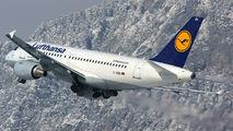 D-AIBA - Lufthansa Airbus A319 aircraft