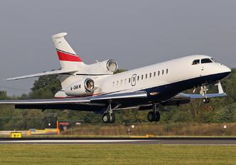 M-GMKM - Private Dassault Falcon 7X