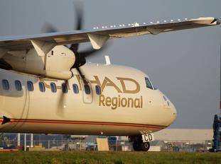 HB-ACB - Etihad Regional - Darwin Airlines ATR 72 (all models)