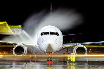 PH-HSW - Transavia Boeing 737-800