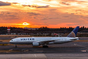 N797UA - United Airlines Boeing 777-200ER aircraft