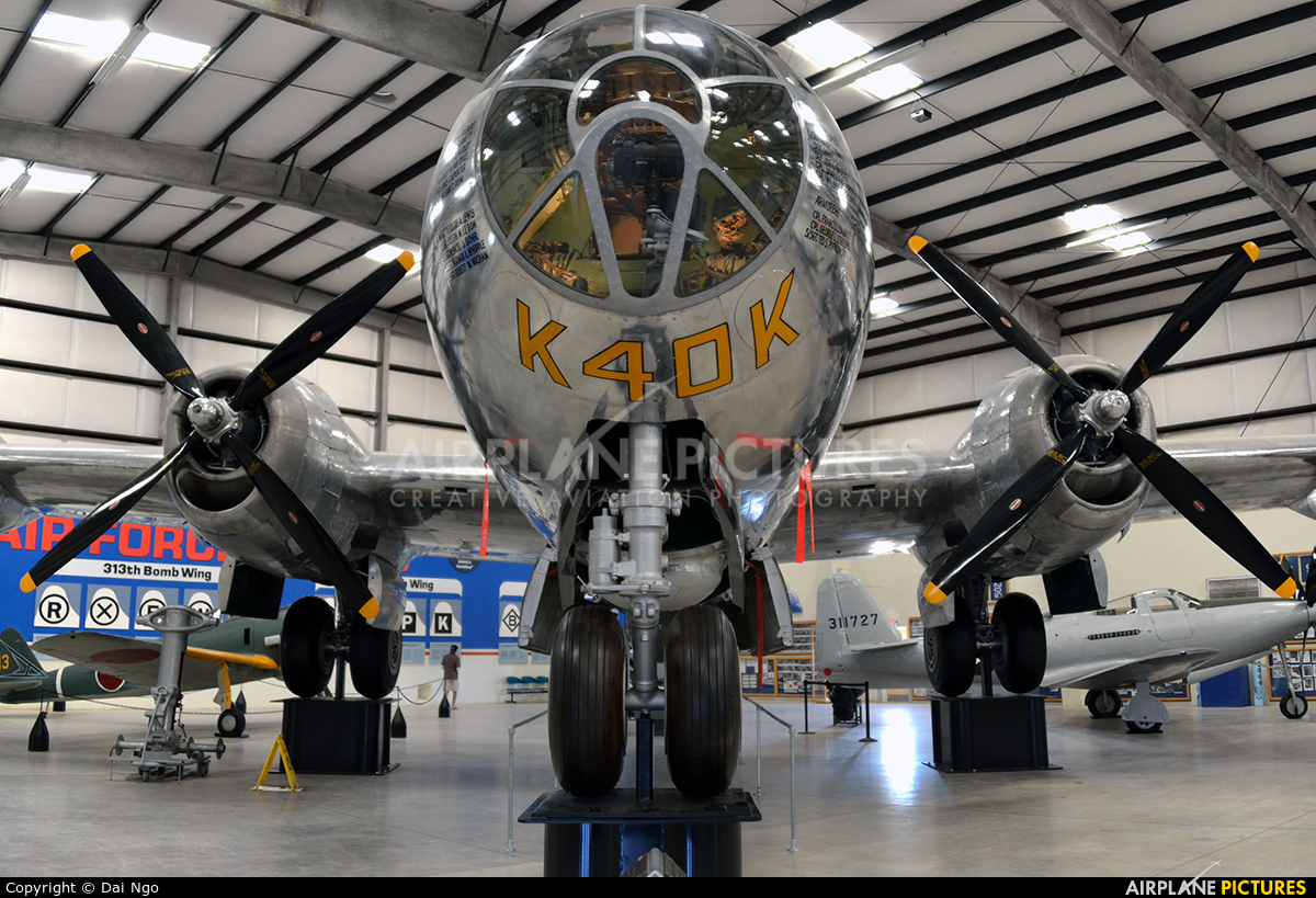 USA - Air Force 44-70016 aircraft at Tucson - Pima Air & Space Museum