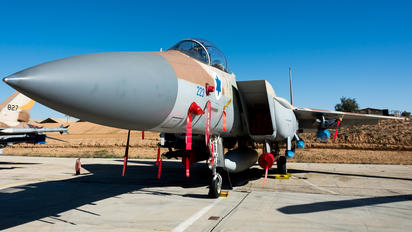 223 - Israel - Defence Force McDonnell Douglas F-15I Ra'am