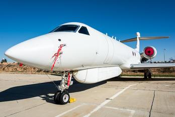 - - Israel - Defence Force Gulfstream Aerospace G-V, G-V-SP, G500, G550