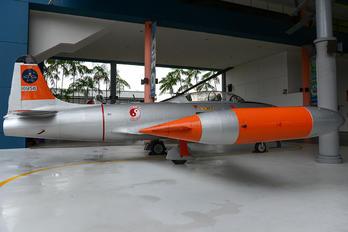 364 - Singapore - Air Force Lockheed T-33A Shooting Star