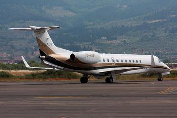 G-HUBY - London Executive Aviation Embraer ERJ-135